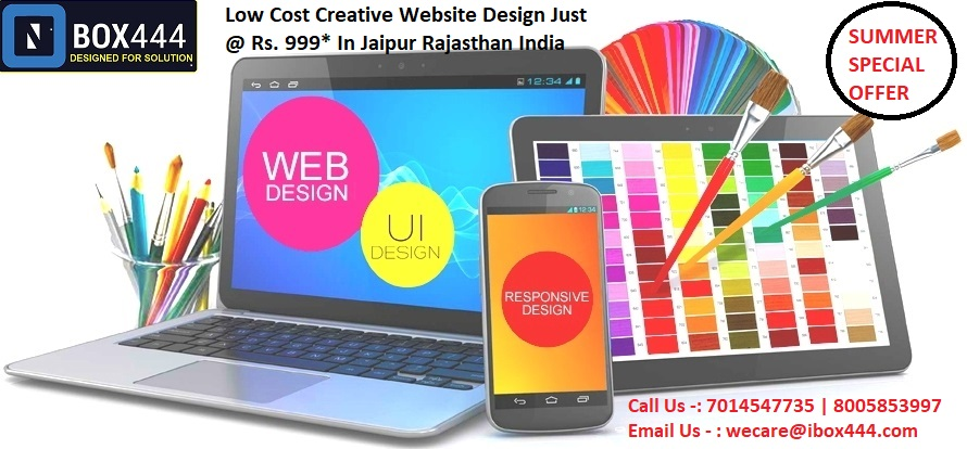 Best Affordable Web Design Service Jaipur