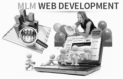 MLM Website Design / Web Development Company Sanganer