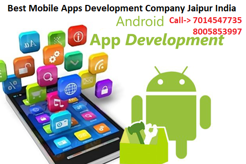 Mobile Application Development Companies In Jaipur