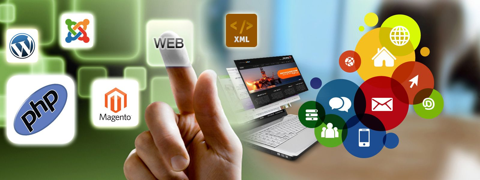 Grow Your Business By Having Online Website
