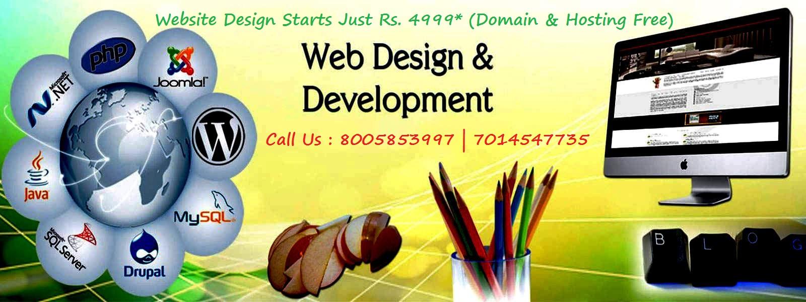 How to make creative website design