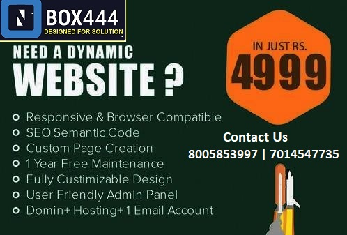 Web Design Company Jaipur India